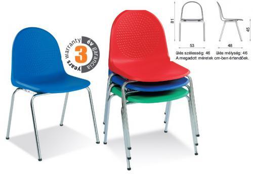 Látogató, tárgyaló és konferencia székek széles választéka